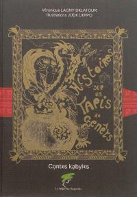 Histoires sur un tapis de genêts : contes kabyles