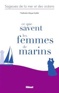 Ce que savent les femmes de marins