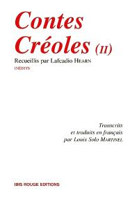 Contes créoles. Volume 2