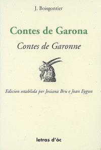 Contes de Garona = Contes de Garonne
