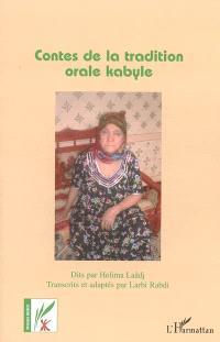 Contes de la tradition orale kabyle