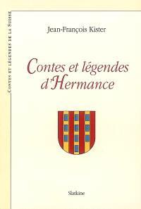 Contes et légendes d'Hermance : illustré de cartes postales anciennes