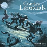 Contes léonards de la côte des légendes : histoires au coin du feu du pays de Lesneven