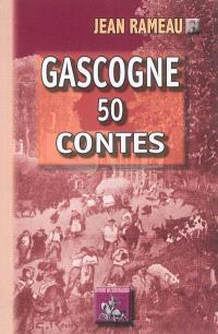 Gascogne : 50 contes