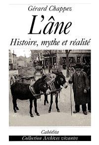 L'âne : histoire, mythe et réalité, tiré de Bougres d'ânes