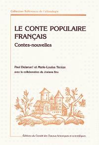 Le conte populaire français : catalogue raisonné des versions de France et des pays de langue française d'outre-mer