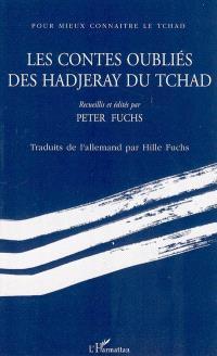 Les contes oubliés des Hadjeray du Tchad
