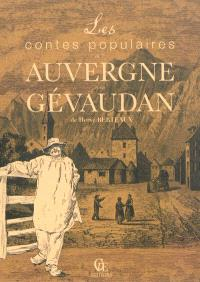 Les contes populaires de l'Auvergne et du Gévaudan