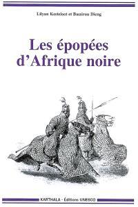 Les épopées d'Afrique noire
