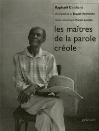 Maîtres de la parole créole