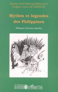 Mythes et légendes des Philippines : bilingue français-tagalog