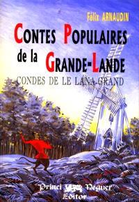 Contes populaires de la Grande-Lande = Condes de la Lana-Grand