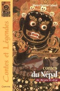 Contes et légendes du Népal : de fleurs et d'or