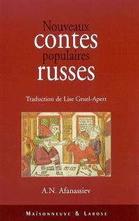 Nouveaux contes populaires russes