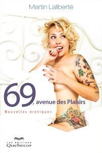 69, avenue des Plaisirs  : nouvelles érotiques