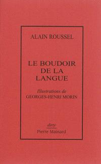 Le boudoir de la langue