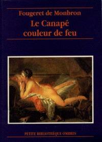 Le canapé couleur de feu : conte de fées érotique