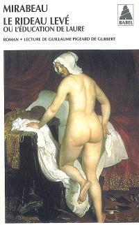 Le rideau levé ou L'éducation de Laure