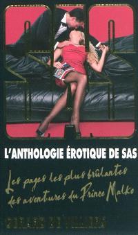 L'anthologie érotique de SAS : les pages les plus brûlantes des aventures du prince Malko