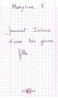 Journal intime d'une très jeune fille
