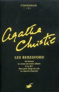 Agatha Christie : l'intégrale. Volume 1, Les Beresford