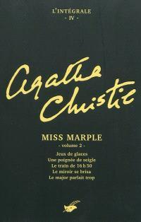 Agatha Christie : l'intégrale. Volume 4, Miss Marple (2)