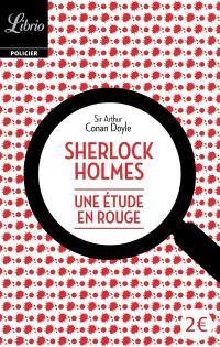 Sherlock Holmes, Une étude en rouge