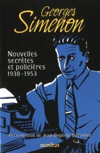 Nouvelles secrètes et policières. Volume 2, 1938-1953
