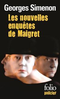 Les nouvelles enquêtes de Maigret