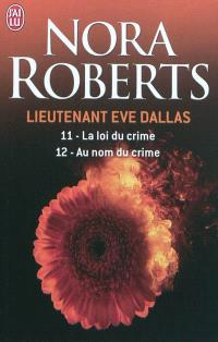 Lieutenant Eve Dallas. Volume 11-12
