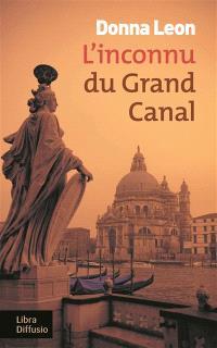 Une enquête du commissaire Brunetti, L'inconnu du Grand Canal