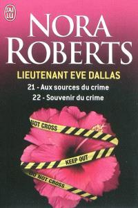 Lieutenant Eve Dallas. Volume 21-22