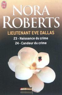 Lieutenant Eve Dallas. Volume 23-24