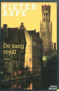 Une enquête du commissaire Van In. Volume 6, De sang royal