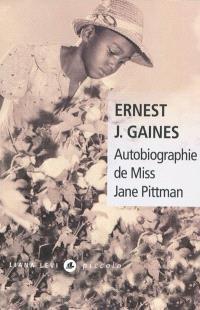 Autobiographie de Miss Jane Pittman