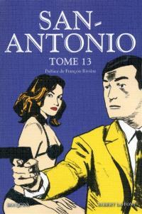 San-Antonio. Volume 13