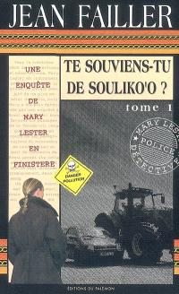 Une enquête de Mary Lester. Volume 30-31, Te souviens-tu de Souliko'o ?