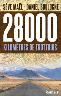 28.000 kilomètres de trottoirs
