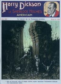 Harry Dickson : le Sherlock Holmes américain. Volume 183, Le secret de la pyramide invisible