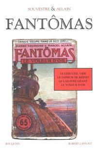Fantômas. Volume 2, Le cercueil vide