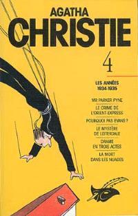 Agatha Christie. Volume 4, Les Années 1934-1935