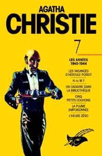 Agatha Christie. Volume 7, Les Années 1940-1944