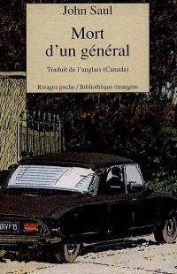 Mort d'un général