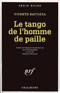 Le tango de l'homme de paille