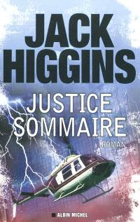 Justice sommaire