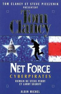 Net Force. Volume 7, Cyberpirates