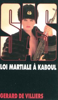 Loi martiale à Kaboul