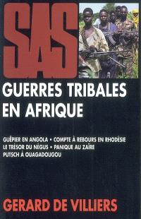 Guerres tribales en Afrique