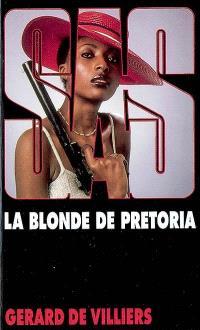 La blonde de Pretoria