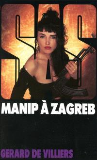 Manip à Zagreb